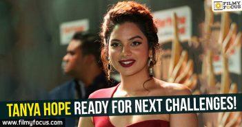 Tanya Hope, Actress Tanya Hope, Upendra