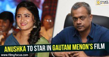 Gautam Menon's film