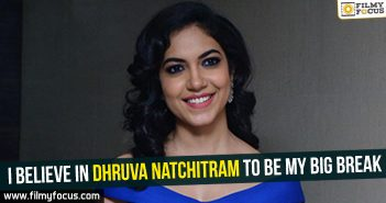 Actress Ritu Varma, Ritu Varma, Dhruva Natchitram Movie, Vikram,