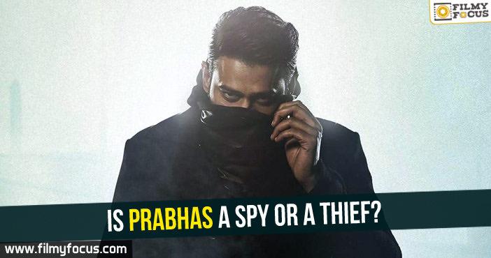 Prabhas, Saaho Movie, Sujith, Shraddha Kapoor