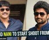 Nag and Nani to start shoot from Ugadi
