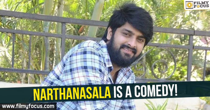 Narthanasala 2018 Movie, Narthanasala Movie, Narthanasala 2018, Naga Shourya, IRA Creations, Nandhini Reddy, Avasarala Srinivas, Abburi Ravi, Vamshi Paidipally