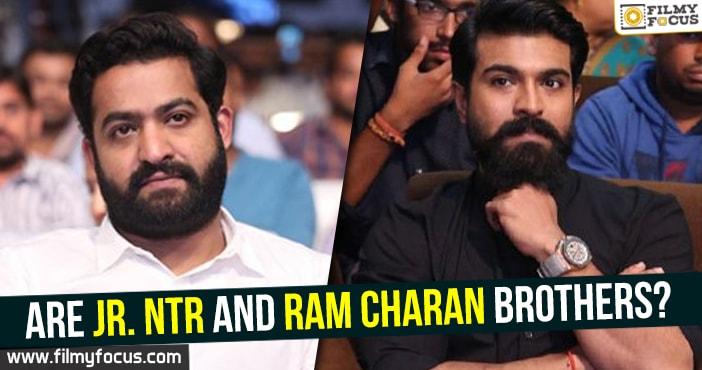 NTR, Ram Charan