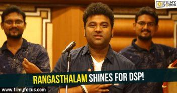 Rangasthalam Movie, Ram Charan, DSP, Devi Sri Prasad, Sukumar, Samantha,