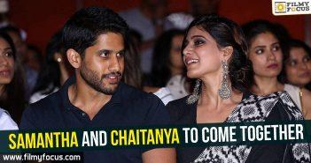 Samantha, Naga Chaitanya, ChaySam