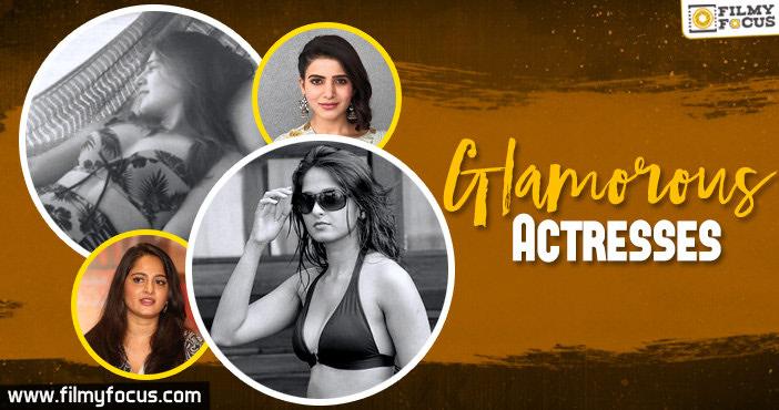 Glamorous Actresses