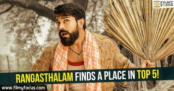Rangasthalam Movie, Ram Charan, Samantha, Sukumar, Devi Sri Prasad,