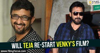 Director Teja, Venkatesh