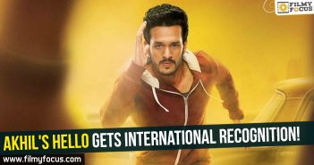 Akhil's Hello Movie, Akhil, Akhil Akkineni, Hello Movie,