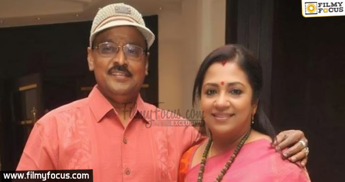 Bhagya Raj And Poornima