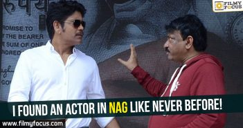 RGV, Nagarjuna, Officer Movie, Ram Gopal Varma