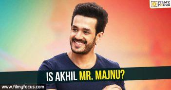 Akhil Akkineni, Mr. Majnu Movie, Venky Atluri, Akhil