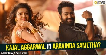 Kajal Aggarwal, Aravinda Sametha Movie, NTR, Jr NTR, Trivikram
