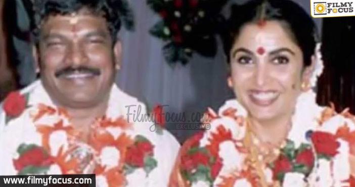 Krishna Vamsi and Ramya Krishnan