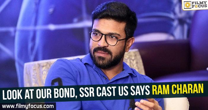 RRR Movie, NTR, Jr NTR, Ram Charan, Ram Charan