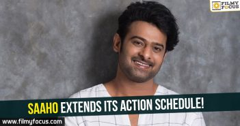 Saaho Movie, Prabhas, Shraddha Kapoor