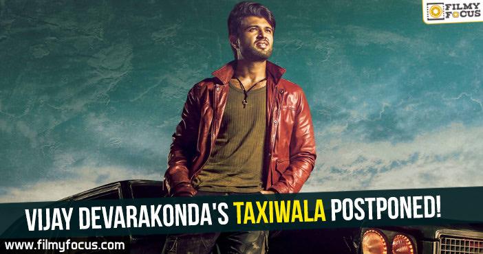 Vijay Devarakonda, Taxiwala Movie,