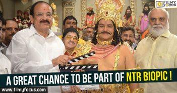 Krish, NTR, NTR biopic, NBK, Balakrishna