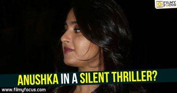 Anushka, silent thriller