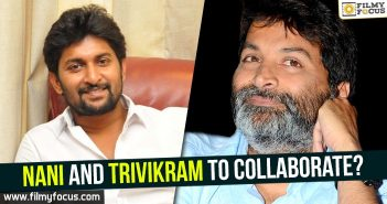 Nani and Trivikram