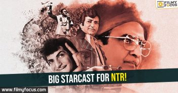 NTR, Sr NTR, Nandamuri Taraka Ramarao, NTR Biopic, NBK, Balakrishna