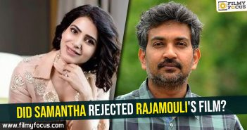 Samantha, Rajamouli, Ram Charan, #RRR Movie, NTR, Jr NTR