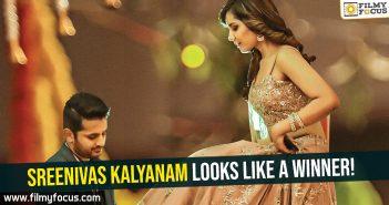 Sreenivas Kalyanam Movie, Nithiin, Raashi Khanna,