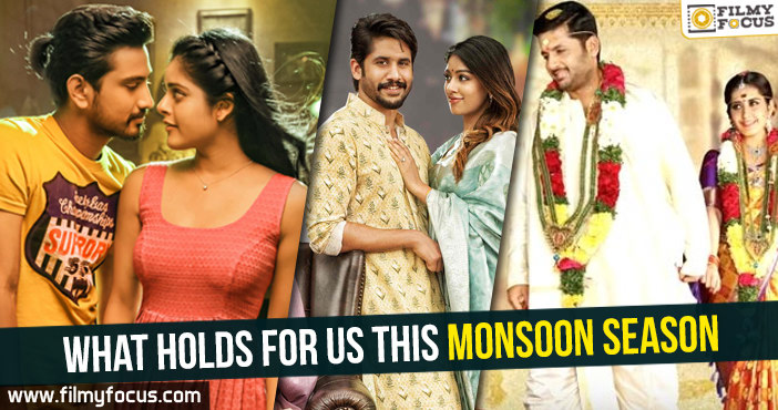 Raj Tharun, Lover Movie, Naga Chaitanya, Sailaja Reddy Alludu, Savyasachi, Nithiin, Srinivasa Kalyanam, Adivi Sesh