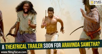 Aravinda Sametha Movie, NTR, Trivikram, Jr NTR, Trivikram Srinivas, Pooja Hegde