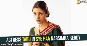 Actress Tabu, Sye Raa Narsimha Reddy, Sye Raa, Chiranjeevi, Ram Charan, Nayantara, Surender Reddy