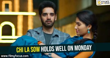 Chi La Sow Movie, Sushanth, Ruhani Sharma, Rakul Preet