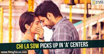 Chi La Sow Movie, Ruhani Sharma, supriya, Supriya Yarlagadda, Sushanth, Vennela Kishore