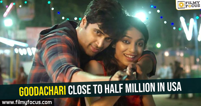 Goodachari Movie, Adivi Sesh, Sobhita Dhulipala