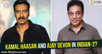 Kamal Haasan, Ajay Devgn, Indian-2, Shankar, Viswaroopam2 Movie,