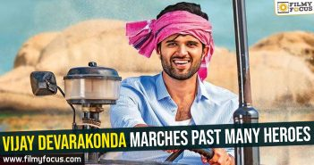 Vijay Devarakonda,Geetha Govindam Movie,