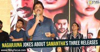 nagarjuna-jokes-about-samanthas-three-releases