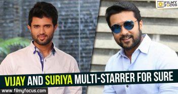 Suriya, Vijay