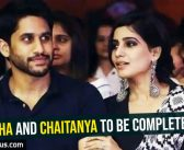 Samantha and Chaitanya to be completely new!