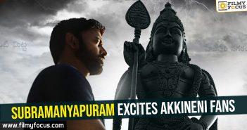 Sumanth, Sumanth Yarlagadda, Subramanyapuram Movie