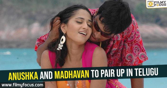 Anushka, Madhavan, Anushka Shetty,