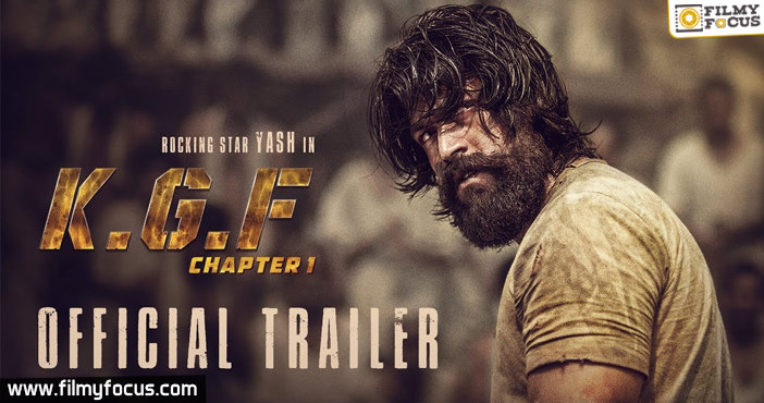 KGF Movie, Yash, Srinidhi Shetty, Prashanth Neel, Vijay Kiragandur