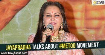 Jayapradha, #MeToo, Actress Jayapradha