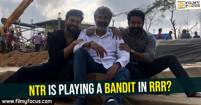 NTR, RRR Movie, Jr NTR, Rajamouli, Ram Charan