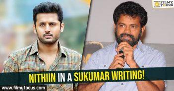 Nithiin, Sukumar Writing, Sukumar