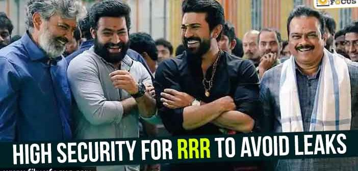 High Security for RRR to avoid leaks