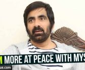 I am more at peace with myself – Ravi Teja