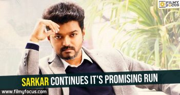 keerthy suresh, Sarkar Movie Review, Sarkar Review, Sarkar Telugu Review, Varalaxmi Sarathkumar, Vijay