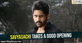 Bhumika Chawla, Madhavan, Movie Review, Naga Chaitanya, Nidhhi Agerwal, Savyasachi Movie Review, Savyasachi Review, Savyasachi Telugu Review