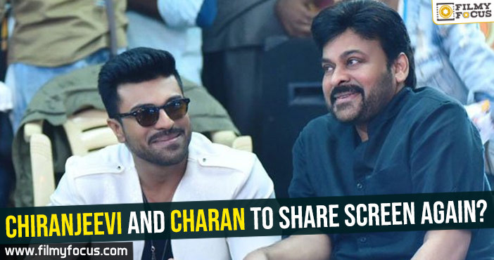 Chiranjeevi, Ram Charan, SyeRaa Movie, Surender Reddy