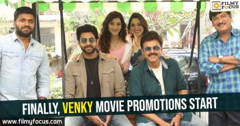 Anil Ravipudi, Fun and Frustration Movie, mehreen, Tamanna, Varun Tej, Venkatesh